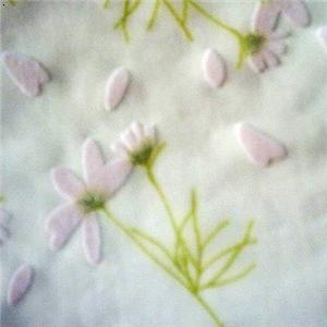 植绒布手工花步骤