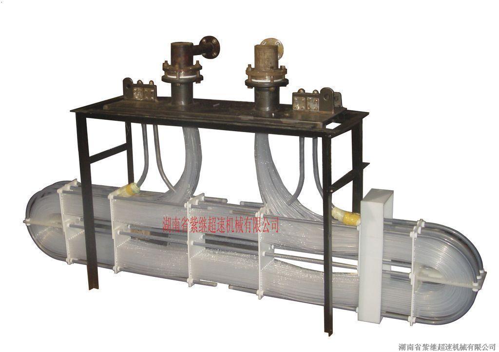 耐腐蚀加热器/换热器广泛应用于硅片清洗化工行业,表面处理电镀车间