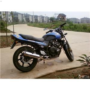 【大热卖全新进口本田蓝宝石250摩托车图片