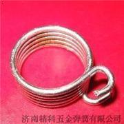 济南精科弹簧公司专业生产各种规格异形簧!