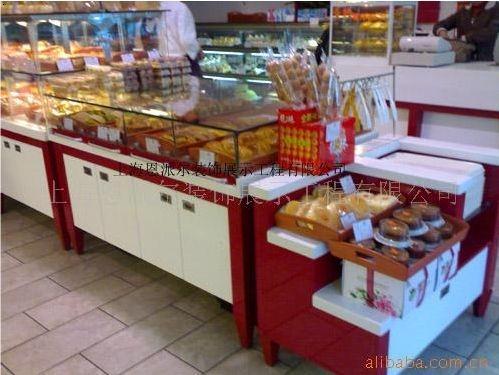 面包柜,面包展示柜,展示柜