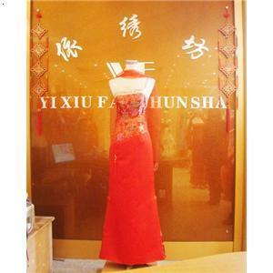 【旗袍q-7】厂家,价格,图片_依绣坊礼服旗袍设计制作