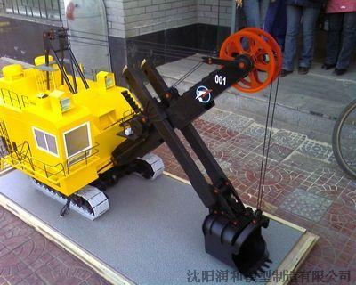 供应挖掘机模型