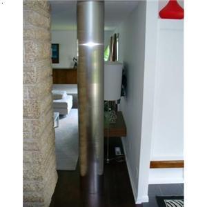 客厅欧式包柱垭口套