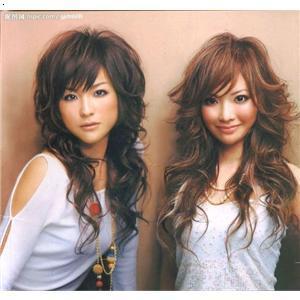 日式烫发发型_馨海美容美发足浴有限公司-必途 b2b.cn