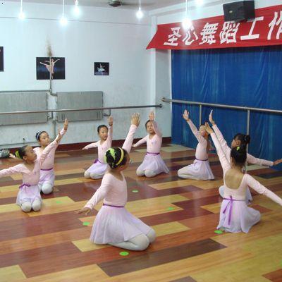 舞蹈课_烟台市福山区圣心亲子宝宝园-必途
