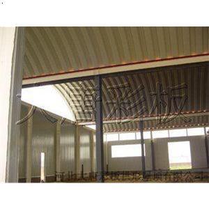 钢结构彩钢板车间仓库