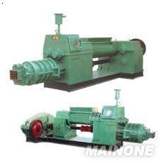 粘土制砖机系列 :(节能型)JZQ350双级真空制砖机