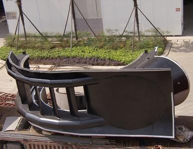 2#80MW混流式水轮机座环