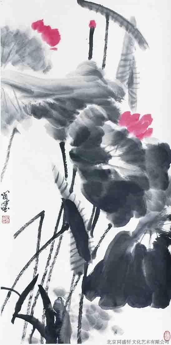 竹子水墨画供应商