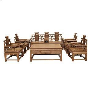 沙发和桌子顶视矢量图