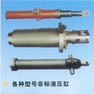 各种型号非标液压缸_无锡市东华液压油缸厂-必途图片