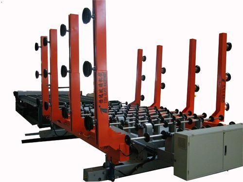 液压式,机械式自动上片台图片