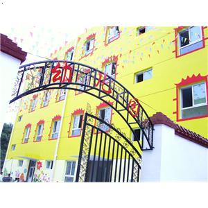 忻州军分区幼儿园