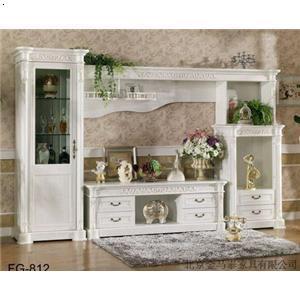 欧式电视柜 古典衣柜 新古典家具