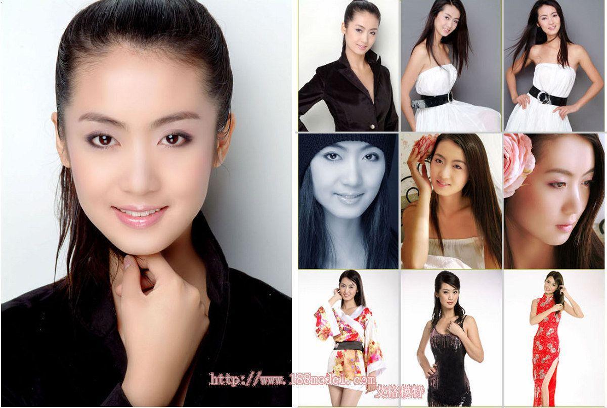 礼仪模特广州艾格模特经纪公司图片