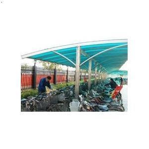 产品首页 建筑,建材 钢结构 自行车棚