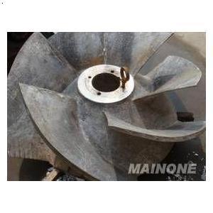 求fv520b叶轮修复焊接工艺图片