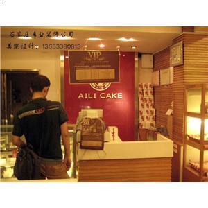 幼儿园中班蛋糕店区域图片