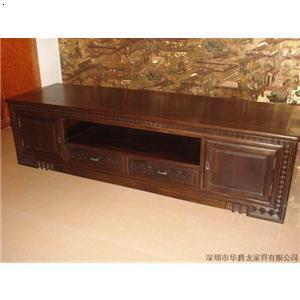 广东惠州红木家具厂 红木电视柜
