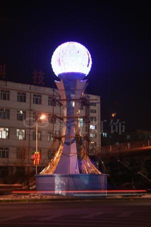 铭万网 找产品 照明灯具设计 >灯光雕塑