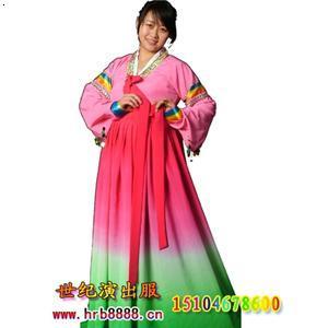 作 各种少数 民族传统服饰