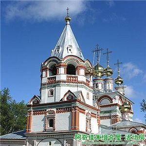 欧式建筑屋顶造型