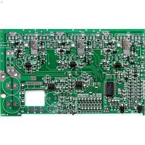 【9管电动车控制器半成品板(电路板