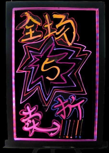 led荧光板设计图片展示