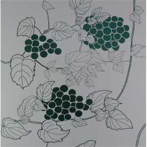 葡萄的画法儿童画