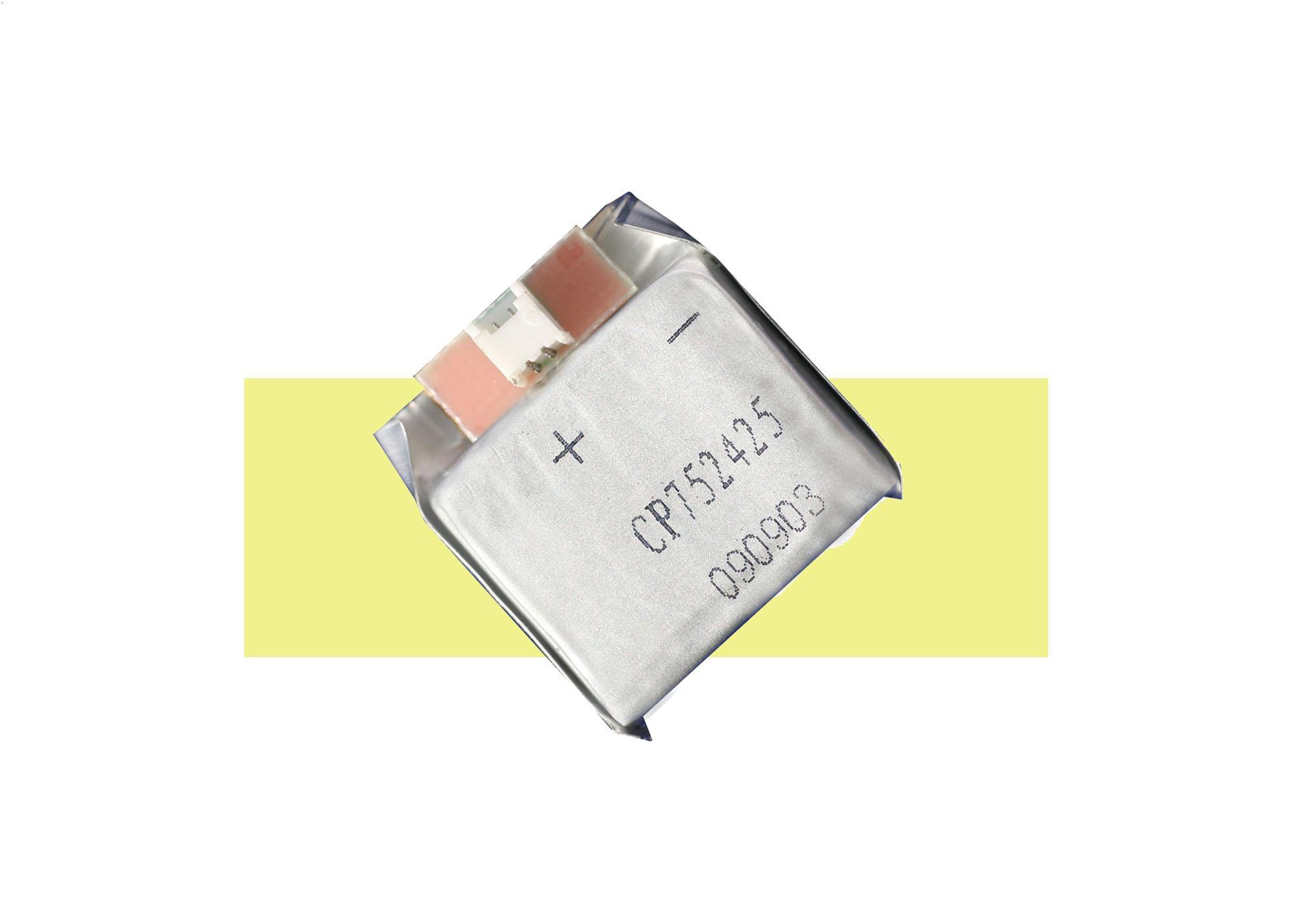 >3v软包装锂电池图片