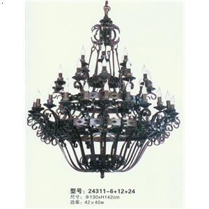 产品首页 照明工业 室内照明灯具 吊灯 欧式吊灯