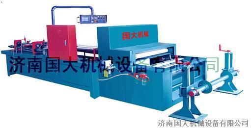 pj-1900型平卷纸管机
