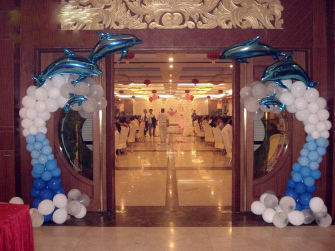 气球造型_太原小天鹅庆典公司-必途