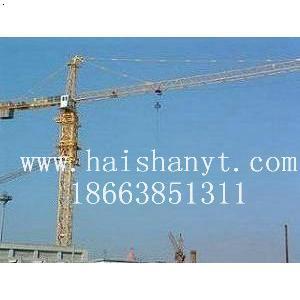 【qtz80塔吊】厂家,价格,图片_烟台海山建筑机械有限