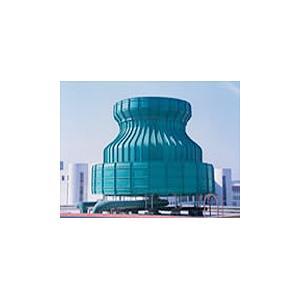 圆形逆流式冷却塔_沈阳玻璃钢制品厂-必途 b2b.cn