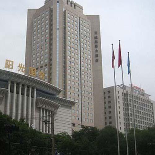 西安市阳光国会 西安建大津辉建筑科技实业有限公司 500