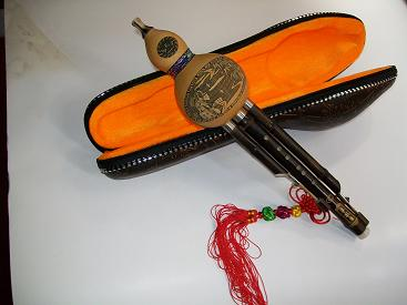 葫芦做的乐器图片