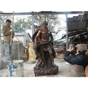 铸铜雕塑厂