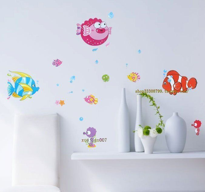 儿童房手绘
