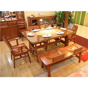 金富信家具-港式餐桌椅图片