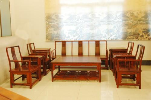 红木家具明式客厅沙发
