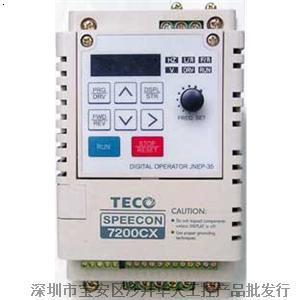 台湾东元变频器7200ma/7200cx/7300pa/7200gs