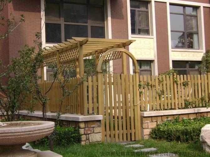 找产品 家用竹,木制品 其他木质材料 原木 >防腐木花架,木廊架,葡萄架