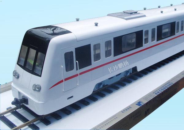 车辆理所电�_产品名称: 地铁车辆模型 产品说明:车体采用高强度工程塑料,受电弓