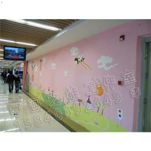 沈阳墙画|沈阳手绘墙|沈阳幼儿园墙画
