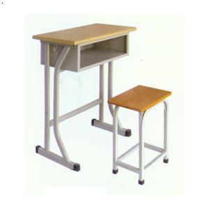 课桌手绘图一视图