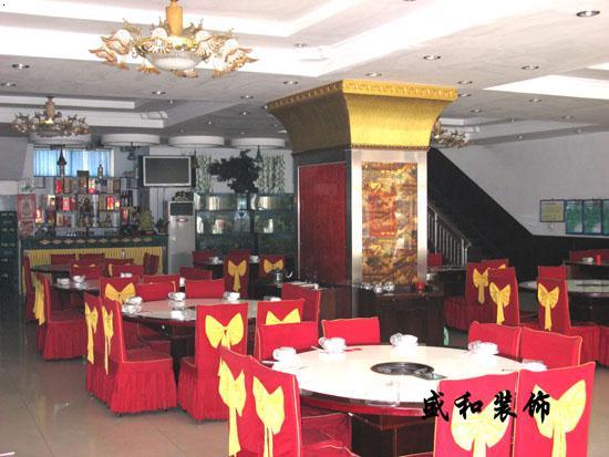 唐山酒店装修设计