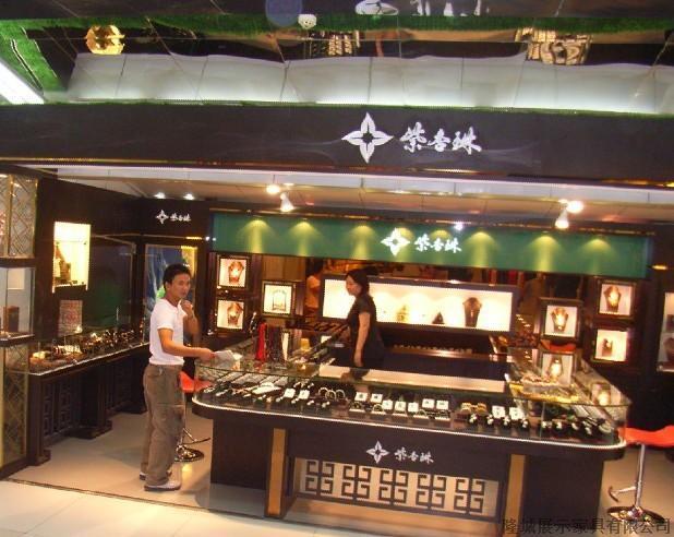 玉器展柜制作玉器展柜订做玉器展柜设计厂家