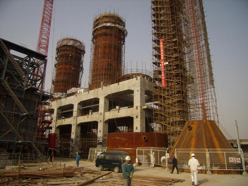 天津石化230万吨/年延迟焦化